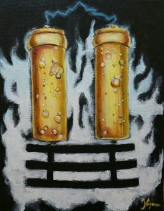 Picture of Golden Pipes